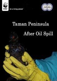 Таманский полуостров после разлива нефти (PDF, 2 Mb)