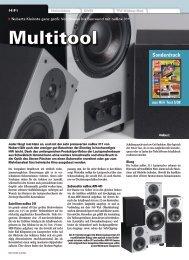 Sonderdruck - Nubert