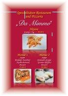Spezialitäten-Restaurant und Pizzeria - Page 4