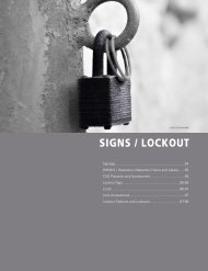 SignS / Lockout