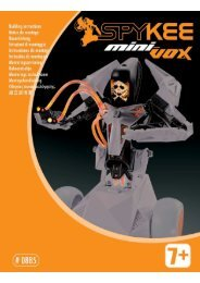 Spykee Mini Vox FR - La Roue Tourne