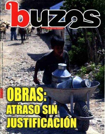 Pobreza y libertades - Revista Buzos