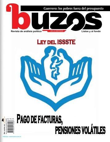 Ley del ISSSTE - Buzos