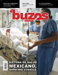 """El """"pacto secreto"""" - Buzos"""