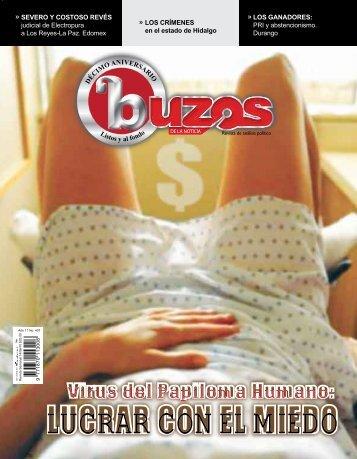 LUCRAR CON EL MIEDO LUCRAR CON EL MIEDO - Buzos