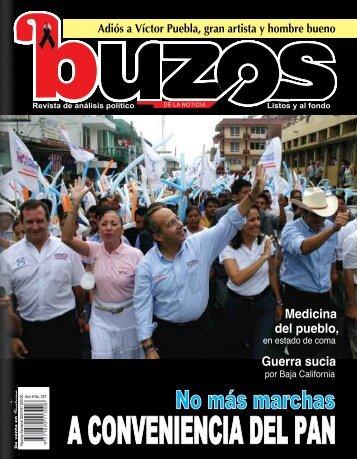 A CONVENIENCIA DEL PAN - Buzos