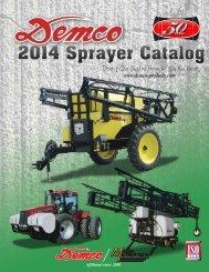 2014 Sprayer Catalog - Demco Products