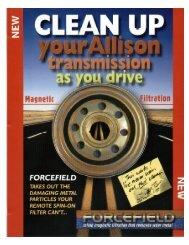 Allison Transmissions - Tran-Steer