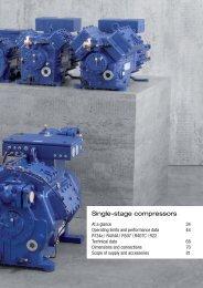 Single-stage compressors - Gafco-Altron bv