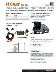 56151 - CURT Manufacturing