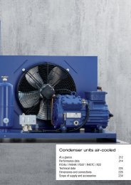 Condenser units air-cooled - Gafco-Altron bv