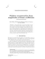 Painless reconstruction from magnitudes of frame coefficients