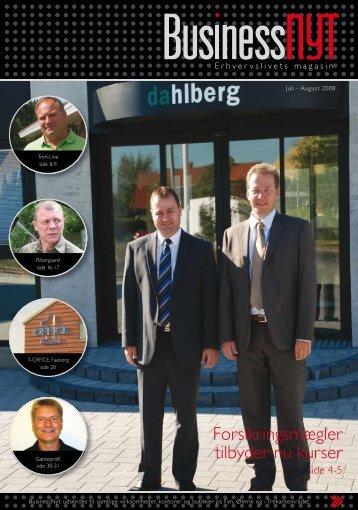Forsikringsmægler tilbyder nu kurser - businessnyt.dk