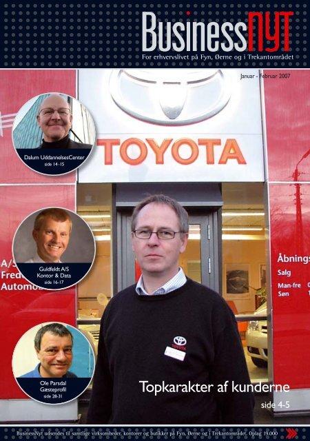 Januar - Februar 2007 - businessnyt.dk