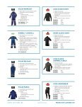 PROTECTIVE CLOTHING - Page 5