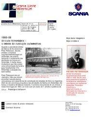 Scania World Millennium