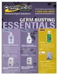 Germ Busting Essentials