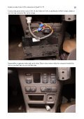 Guide to make I-bus CAN connection in Saab 9-3 T7 - DatorKungen - Page 3
