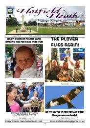 August2010 Edition - Hatfield Heath Village Magazine