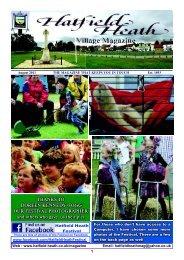 August2011 Edition - Hatfield Heath Village Magazine