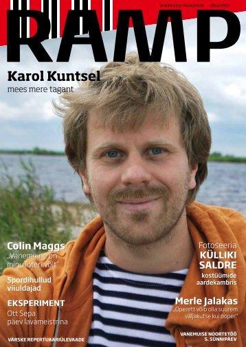 Karol Kuntsel - Vanemuine