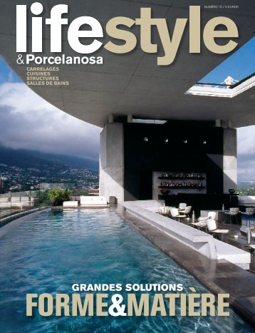 01 Lifestyle 15 cover FR .indd - Porcelanosa
