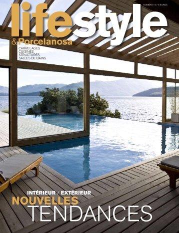 01 Lifestyle 14 cover OK FR.indd - Porcelanosa