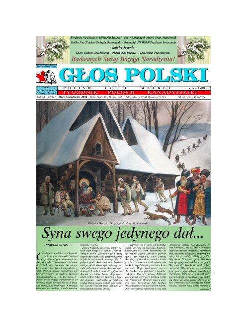 Glos Polski Boze Nar Upne1b5epdf 45 Mb Radio Wnet