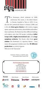 ENG (pdf) - Vanemuine - Page 2