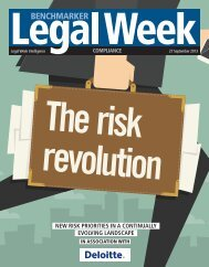 to view the report - Legal Week