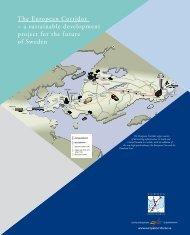 The European Corridor – a sustainable ... - Europakorridoren