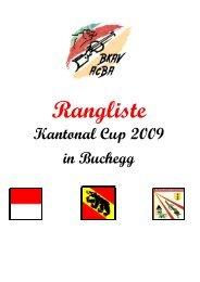 Final Kantonalcup 2009 - BKAV