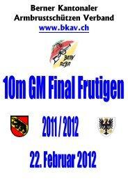 BKAV Gruppenmeisterschaft 10m