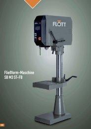 Produktblatt SB M3 ST-FB herunterladen (.pdf, 0.11MB) - Flott
