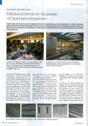 Erdbebensicherheit von Bauwerken - PAUL Maschinenfabrik GmbH ...
