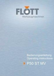 SB P50 ST MV - Flott