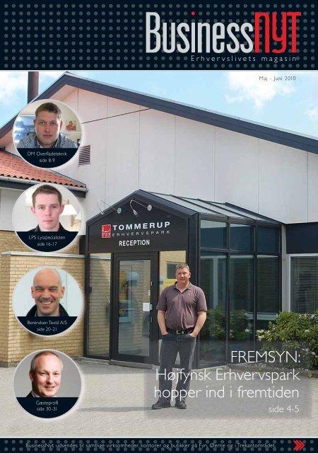 FREMSYN: Højfynsk Erhvervspark hopper ind i ... - businessnyt.dk