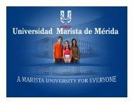Universidad Marista de Mérida - FAE
