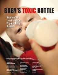 Bisphenol A Leaching from Popular Baby Bottles - Kentucky ...