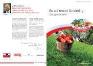 So schmeckt Schärding - Genussland Oberösterreich