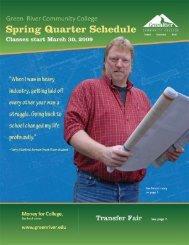 Spring 2009 - Washington State Digital Archives