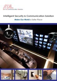 Intelligent Security & Communication Solution - ATAL Building ...