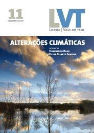 ALTERAÇÕES CLIMÁTICAS - CCDR-LVT