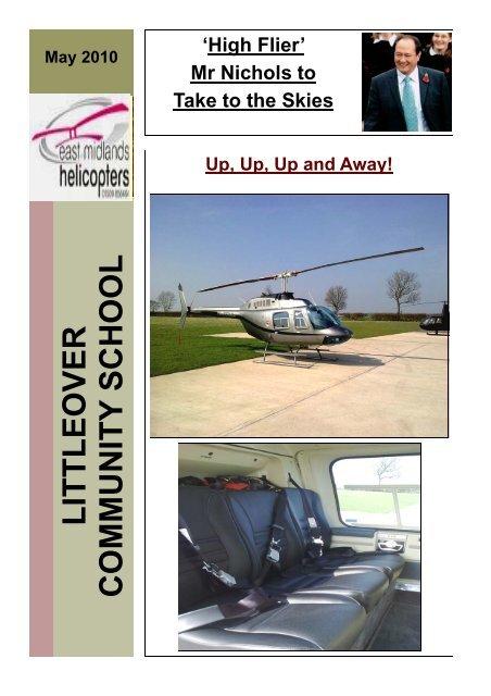 May 2010.pub - Littleover Community School