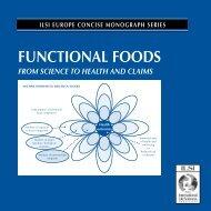 Functional Foods 2008.pdf - International Life Sciences Institute