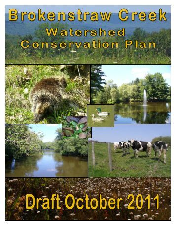 Brokenstraw Creek Draft Plan - Western Pennsylvania Conservancy