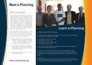 Meet e-Planning Learn e-Planning - LabTec-CS
