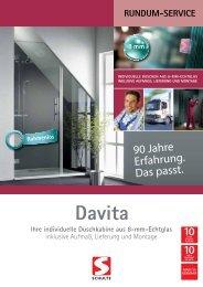 Alles zur Davita-Serie - Duschmeister.de