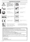 Consignes de sécurité - Jonsered - Page 2