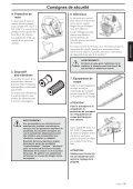 Consignes de sécurité - Jonsered - Page 5